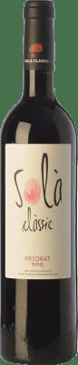 16,95 € Free Shipping   Red wine Solà Classic D.O.Ca. Priorat Catalonia Spain Grenache, Samsó Bottle 75 cl