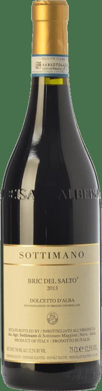 9,95 € Envoi gratuit | Vin rouge Sottimano Bric del Salto D.O.C.G. Dolcetto d'Alba Piémont Italie Dolcetto Bouteille 75 cl