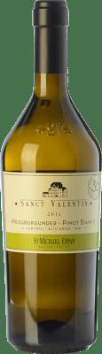 27,95 € Kostenloser Versand | Weißwein St. Michael-Eppan Sanct Valentin Pinot Bianco D.O.C. Alto Adige Trentino-Südtirol Italien Weißburgunder Flasche 75 cl