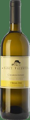 26,95 € Envío gratis | Vino blanco St. Michael-Eppan Sanct Valentin D.O.C. Alto Adige Trentino-Alto Adige Italia Chardonnay Botella 75 cl