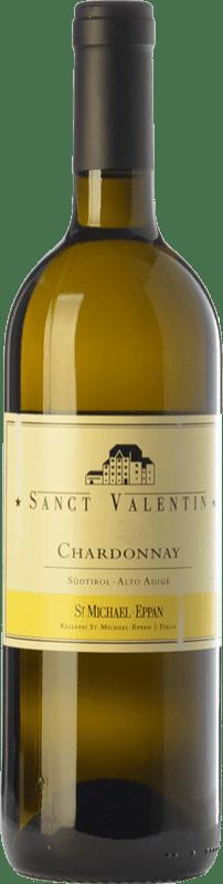 26,95 € Free Shipping   White wine St. Michael-Eppan Sanct Valentin D.O.C. Alto Adige Trentino-Alto Adige Italy Chardonnay Bottle 75 cl