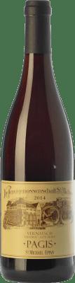 11,95 € Kostenloser Versand | Rotwein St. Michael-Eppan Vernatsch Pagis D.O.C. Alto Adige Trentino-Südtirol Italien Schiava Gentile Flasche 75 cl