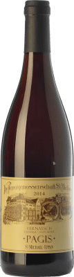11,95 € Envío gratis | Vino tinto St. Michael-Eppan Vernatsch Pagis D.O.C. Alto Adige Trentino-Alto Adige Italia Schiava Gentile Botella 75 cl