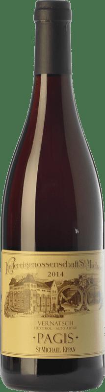 11,95 € Free Shipping   Red wine St. Michael-Eppan Vernatsch Pagis D.O.C. Alto Adige Trentino-Alto Adige Italy Schiava Gentile Bottle 75 cl