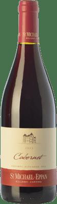 9,95 € Envío gratis | Vino tinto St. Michael-Eppan Cabernet D.O.C. Alto Adige Trentino-Alto Adige Italia Cabernet Sauvignon, Cabernet Franc Botella 75 cl