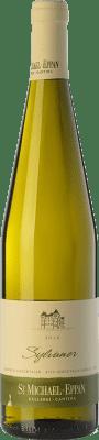 12,95 € Envío gratis | Vino blanco St. Michael-Eppan D.O.C. Alto Adige Trentino-Alto Adige Italia Sylvaner Botella 75 cl