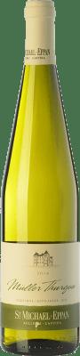 9,95 € Kostenloser Versand | Weißwein St. Michael-Eppan D.O.C. Alto Adige Trentino-Südtirol Italien Müller-Thurgau Flasche 75 cl
