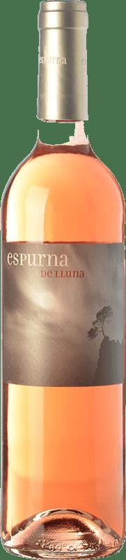 6,95 € Free Shipping | Rosé wine Sumarroca Espurna de Lluna D.O. Empordà Catalonia Spain Grenache, Carignan Bottle 75 cl