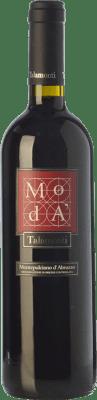 9,95 € Free Shipping | Red wine Talamonti Moda D.O.C. Montepulciano d'Abruzzo Abruzzo Italy Montepulciano Bottle 75 cl