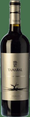9,95 € Envoi gratuit | Vin rouge Tamaral Roble D.O. Ribera del Duero Castille et Leon Espagne Tempranillo Bouteille 75 cl