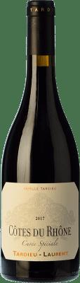 Red wine Tardieu-Laurent C. Spéciale Crianza A.O.C. Côtes du Rhône Rhône France Grenache Bottle 75 cl