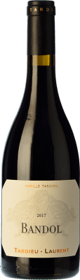 49,95 € Free Shipping | Red wine Tardieu-Laurent Crianza A.O.C. Bandol Provence France Grenache, Mourvèdre Bottle 75 cl