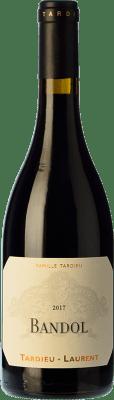 48,95 € Envío gratis | Vino tinto Tardieu-Laurent Crianza A.O.C. Bandol Provence Francia Garnacha, Mourvèdre Botella 75 cl