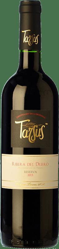 19,95 € Free Shipping | Red wine Tarsus Reserva D.O. Ribera del Duero Castilla y León Spain Tempranillo, Cabernet Sauvignon Bottle 75 cl