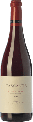 19,95 € Free Shipping | Red wine Tasca d'Almerita Tascante Ghiaia Nera I.G.T. Terre Siciliane Sicily Italy Nerello Mascalese Bottle 75 cl
