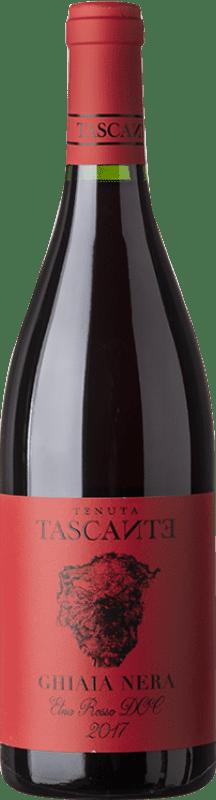 18,95 € Free Shipping | Red wine Tasca d'Almerita Tascante Ghiaia Nera I.G.T. Terre Siciliane Sicily Italy Nerello Mascalese Bottle 75 cl