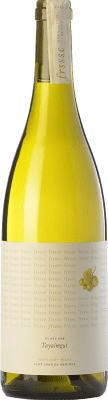 8,95 € Free Shipping | White wine Tayaimgut Fresc Blanc D.O. Penedès Catalonia Spain Sauvignon White Bottle 75 cl
