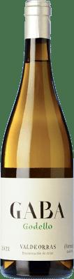 9,95 € Free Shipping | White wine Telmo Rodríguez Gaba Do Xil D.O. Valdeorras Galicia Spain Godello Bottle 75 cl