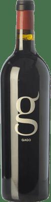 19,95 € Envoi gratuit | Vin rouge Telmo Rodríguez Gago Crianza D.O. Toro Castille et Leon Espagne Tinta de Toro Bouteille 75 cl
