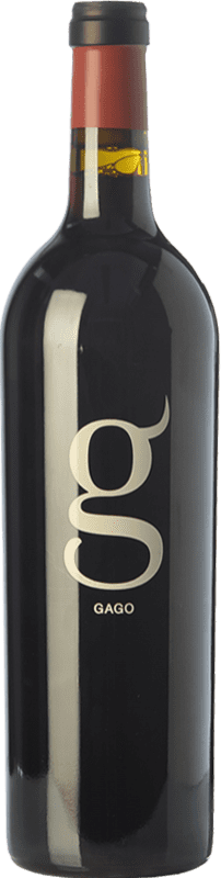 16,95 € Free Shipping | Red wine Telmo Rodríguez Gago Crianza D.O. Toro Castilla y León Spain Tinta de Toro Bottle 75 cl