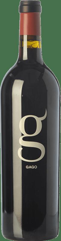 16,95 € Envío gratis   Vino tinto Telmo Rodríguez Gago Crianza D.O. Toro Castilla y León España Tinta de Toro Botella 75 cl