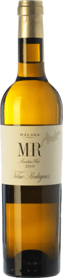 17,95 € Free Shipping | Sweet wine Telmo Rodríguez MR Moscatel D.O. Sierras de Málaga Andalusia Spain Muscat of Alexandria Half Bottle 50 cl | Thousands of wine lovers trust us to get the best price guarantee, free shipping always and hassle-free shopping and returns.