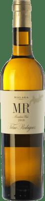 18,95 € Envío gratis | Vino dulce Telmo Rodríguez MR Moscatel D.O. Sierras de Málaga Andalucía España Moscatel de Alejandría Media Botella 50 cl
