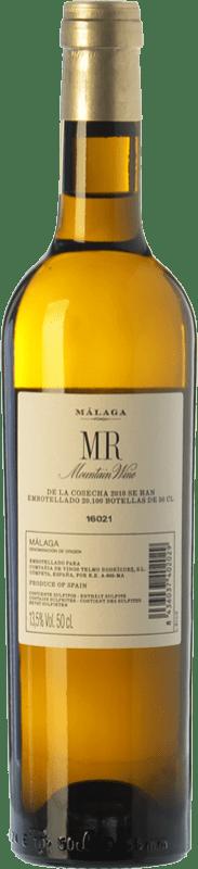 18,95 € Free Shipping | Sweet wine Telmo Rodríguez MR Moscatel D.O. Sierras de Málaga Andalusia Spain Muscat of Alexandria Half Bottle 50 cl