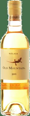 Vin blanc Telmo Rodríguez Old Mountain Crianza 2005 D.O. Sierras de Málaga Andalousie Espagne Muscat d'Alexandrie Bouteille 75 cl