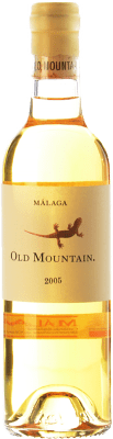 115,95 € Free Shipping | White wine Telmo Rodríguez Old Mountain Crianza 2005 D.O. Sierras de Málaga Andalusia Spain Muscat of Alexandria Bottle 75 cl