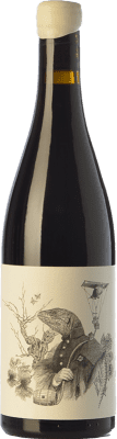 28,95 € Free Shipping | Red wine Tentenublo Escondite del Ardacho El Abundillano Joven D.O.Ca. Rioja The Rioja Spain Tempranillo, Grenache, Viura, Malvasía Bottle 75 cl