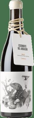 28,95 € Envío gratis | Vino tinto Tentenublo Escondite del Ardacho El Abundillano Joven D.O.Ca. Rioja La Rioja España Tempranillo, Garnacha, Viura, Malvasía Botella 75 cl