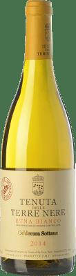 57,95 € Free Shipping | White wine Tenuta Nere Calderara Sottana Bianco D.O.C. Etna Sicily Italy Carricante Bottle 75 cl