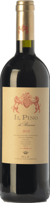 49,95 € Envío gratis   Vino tinto Tenuta di Biserno Il Pino I.G.T. Toscana Toscana Italia Merlot, Cabernet Sauvignon, Cabernet Franc, Petit Verdot Botella 75 cl