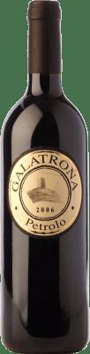 128,95 € Free Shipping | Red wine Petrolo Galatrona Crianza I.G.T. Toscana Tuscany Italy Merlot Bottle 75 cl