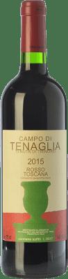 86,95 € Free Shipping | Red wine Tenuta di Trinoro Campo di Tenaglia I.G.T. Toscana Tuscany Italy Cabernet Franc Bottle 75 cl