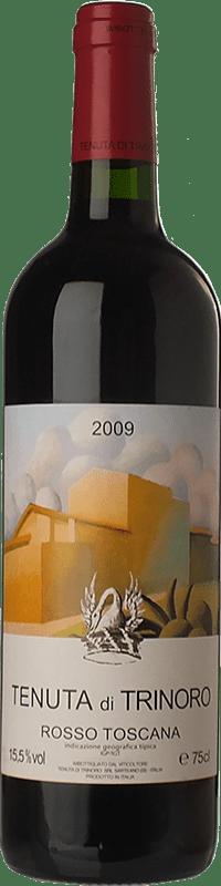 166,95 € Free Shipping | Red wine Tenuta di Trinoro I.G.T. Toscana Tuscany Italy Cabernet Sauvignon, Cabernet Franc, Petit Verdot Bottle 75 cl