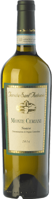 12,95 € Envoi gratuit | Vin blanc Tenuta Sant'Antonio Monte Ceriani D.O.C. Soave Vénétie Italie Garganega Bouteille 75 cl