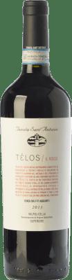 21,95 € Free Shipping | Red wine Tenuta Sant'Antonio Télos Rosso I.G.T. Veneto Veneto Italy Corvina, Rondinella, Oseleta, Croatina Bottle 75 cl