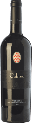 35,95 € Free Shipping   Red wine Cabreo Black I.G.T. Toscana Tuscany Italy Pinot Black Bottle 75 cl