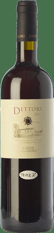 51,95 € Free Shipping | Red wine Dettori Rosso I.G.T. Romangia Sardegna Italy Cannonau Bottle 75 cl