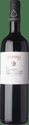 49,95 € Free Shipping | Red wine Dettori Tenores I.G.T. Romangia Sardegna Italy Cannonau Bottle 75 cl