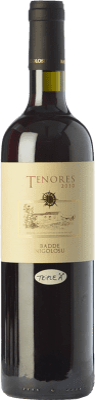 49,95 € Envío gratis | Vino tinto Dettori Tenores I.G.T. Romangia Sardegna Italia Cannonau Botella 75 cl