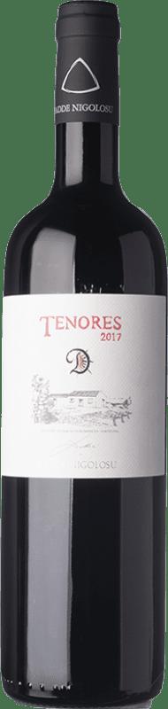 49,95 € Envoi gratuit | Vin rouge Dettori Tenores I.G.T. Romangia Sardaigne Italie Cannonau Bouteille 75 cl