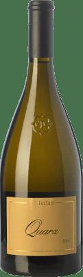 39,95 € Free Shipping | White wine Terlano Quarz D.O.C. Alto Adige Trentino-Alto Adige Italy Sauvignon Bottle 75 cl