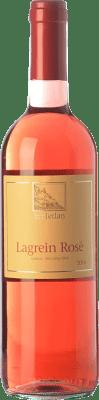 10,95 € Free Shipping | Rosé wine Terlano Rosé D.O.C. Alto Adige Trentino-Alto Adige Italy Lagrein Bottle 75 cl
