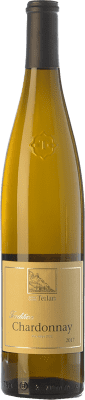15,95 € Free Shipping | White wine Terlano D.O.C. Alto Adige Trentino-Alto Adige Italy Chardonnay Bottle 75 cl