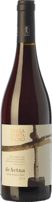 19,95 € Free Shipping | Red wine Terra Costantino Rosso D.O.C. Etna Sicily Italy Nerello Mascalese Bottle 75 cl