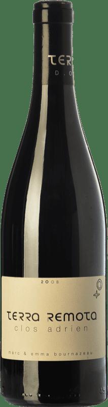 48,95 € Free Shipping | Red wine Terra Remota Clos Adrien Reserva D.O. Empordà Catalonia Spain Syrah, Grenache Bottle 75 cl