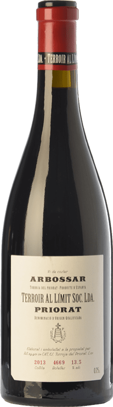 66,95 € Free Shipping | Red wine Terroir al Límit Arbossar Reserva D.O.Ca. Priorat Catalonia Spain Carignan Bottle 75 cl